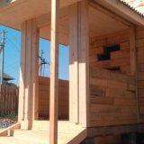 Строительство веранд, домов, бытовок, вагончиков. Фото 1.