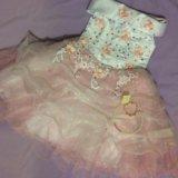 Платье нарядное новое. Фото 1.