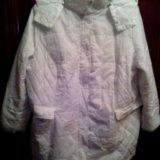 Куртка осенняя б/у. Фото 1.