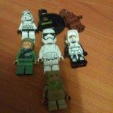 Лего человечки star wars. Фото 1.