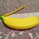 Пенал банан. Фото 2. Павловский Посад.