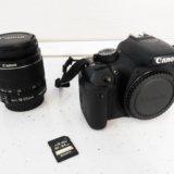 Набор фототехники(canon eos 550d+...). Фото 3.