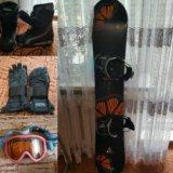Продам сноуборд. Фото 1.