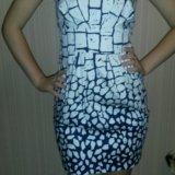 Платье- сарафан zolla. Фото 1.