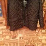 Новая куртка черного цвета  мужская kanzler.. Фото 1.