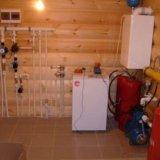 Отопление, тёплый пол, водопровод, сварочные работ. Фото 1.