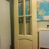 Двери деревянные 2шт. Фото 2. Москва.