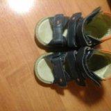 Ортопедические  сандали. Фото 1.