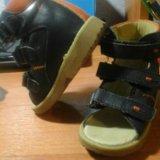 Ортопедические  сандали. Фото 2.