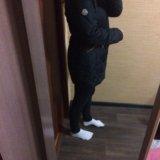 Пальто-куртка (moncler). Фото 2.