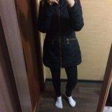Пальто-куртка (moncler). Фото 1.