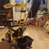 Велосипед трехколесный mini trike. Фото 2.