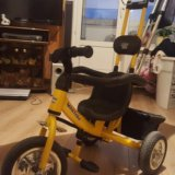 Велосипед трехколесный mini trike. Фото 3.