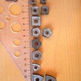 Сменные пластины ( твёрдый сплав). Фото 2.