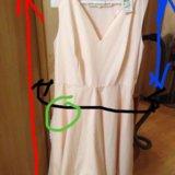 Новое платье zarina 52р. Фото 1.