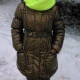 #куртка детская б/у #длядевочки 128-134 #осень. Фото 1.