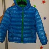 Теплая осенняя куртка. Фото 3.