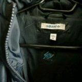 Пуховик куртка зимняя adidas. Фото 1.