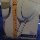 Продам бокалы для вина luminarc. Фото 2.