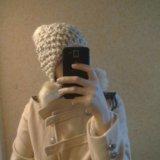 Новая шапочка теплая. Фото 1.