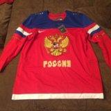 Майка хоккейная. Фото 1. Москва.