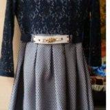 Платье 146-152. Фото 1.