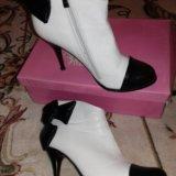 Ботинки женские. Фото 2. Щёлково.