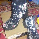 Ботинки новые. Фото 1. Москва.