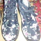 Ботинки новые. Фото 2. Москва.