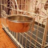 Большая клетка для кролика/шиншиллы.. Фото 3.