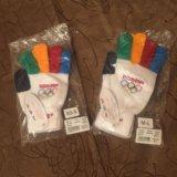 Перчатки bosco sochi2014. Фото 1.
