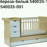 Кровать детская. Фото 1. Санкт-Петербург.