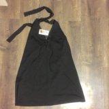 Платье со шнуровкой. Фото 1.