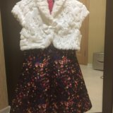 Платье с накидкой. Фото 1. Краснодар.