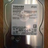 Жёсткий диск toshiba dt01aca050  500gb. Фото 1. Сургут.