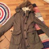 Парка - куртка зимняя с подкладкой. Фото 1.