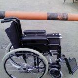 Инвалидное кресло-коляска. Фото 1.