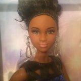 Кукла barbie night out коллекционная black label. Фото 2.