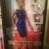 Кукла barbie night out коллекционная black label. Фото 1.