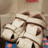 Детские босоножки (туфли) kapika (капика) р.20. Фото 2.