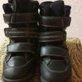 Ботинки мальчик. Фото 4.