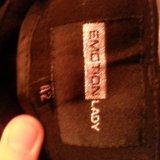 Стильные черные штаны школьные. Фото 1. Екатеринбург.