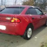 Mazda 323 f. Фото 1.