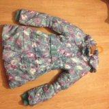 Пальто для девочки. Фото 1. Уфа.