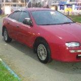 Mazda 323 f. Фото 3.