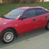 Mazda 323 f. Фото 4.