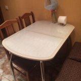 Новый стол. Фото 1. Щёлково.