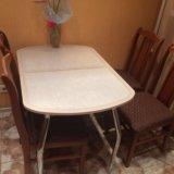 Новый стол. Фото 3. Щёлково.