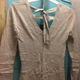 Платье intimissimi шерстяное с атласной юбкой. Фото 1.