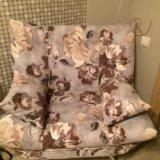 Кресло, диван - кровать. Фото 1.
